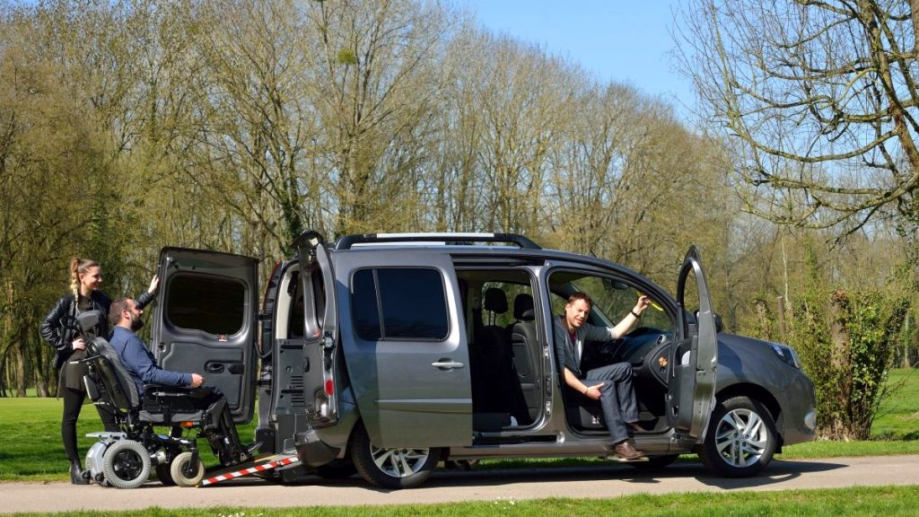 Small mobility cars from £15 per day